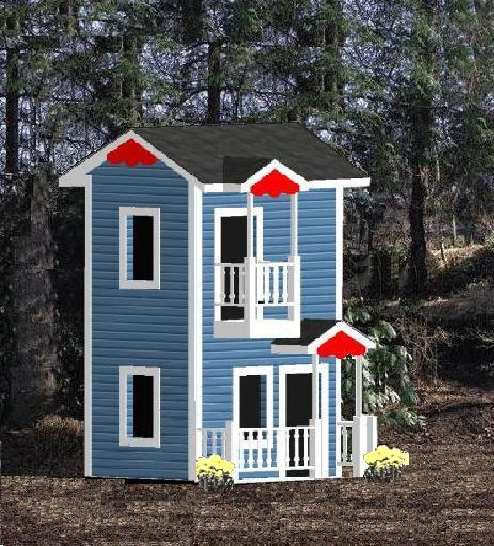 pdf diy 2 story playhouse plans download adirondack chair