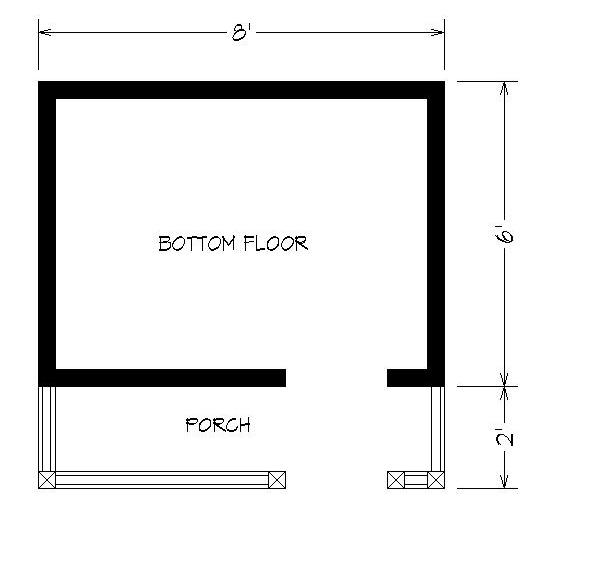 Floor Plans for a Playhouse http://www.joesplans.com/victorianplayhouse.html